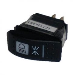 Rear Work Lamp Switch *TD*