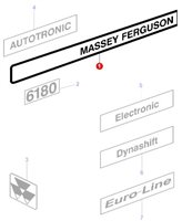 Massey Ferguson Decal