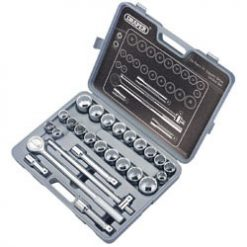 26 PIECE 3/4 INCH SQUARE DRIVE SILVERDRIVE SOCKET SET