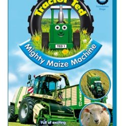 Tractor Ted Mighty Maize Machines