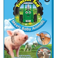 TRACTOR TED MEETS BABY ANIMALS